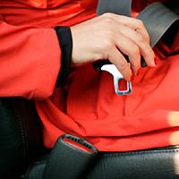 В Тольятти КАМАЗ столкнулся с ''семеркой''. Пассажира спас ремень безопасности