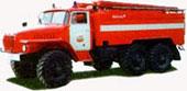В районе Тольятти сгорел грузовик с обувью