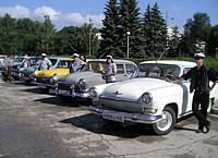 Тольяттинские любители ГАЗ-21 взяли курс на Казань