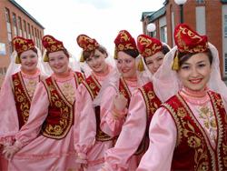 Тайны татарского костюма раскроют в Национальном музее РТ.