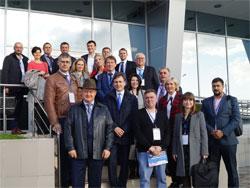 """Бизнес-делегация Российско-Германской Внешнеторговой палаты посетила ОЭЗ """"Тольятти"""""""