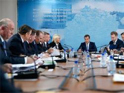 Николай Меркушкин представил Дмитрию Медведеву предложения по поддержке АПК