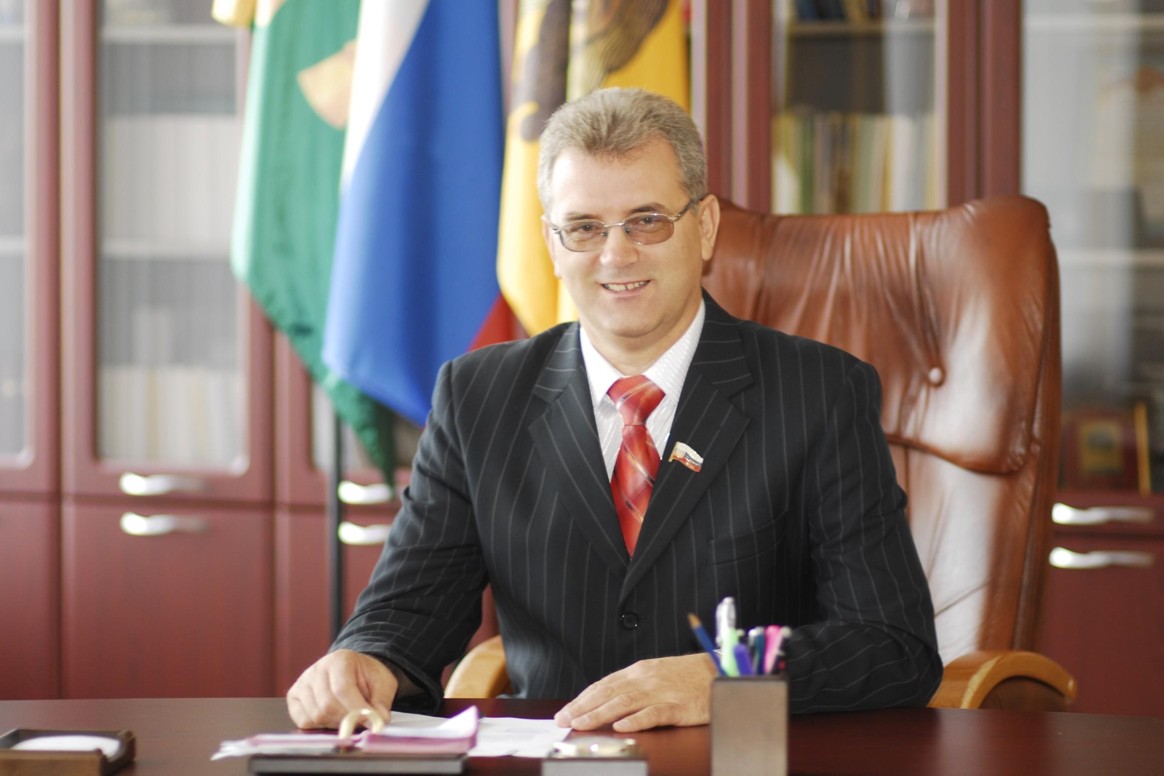 Поздравление главе администрации с днем рождения 26