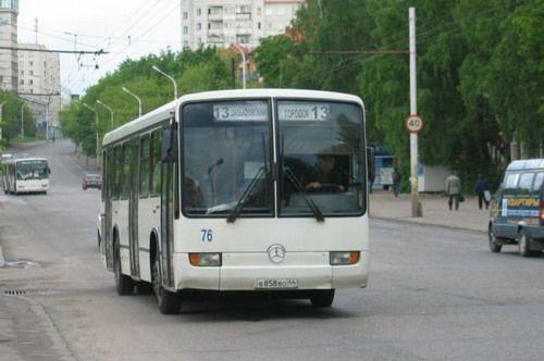 В Костроме изменится движение общественного транспорта по улице Свердлова.